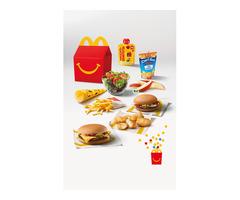 McDonald's Restaurant Lage