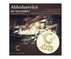 THE COBBLER Liefer- und Abholservice