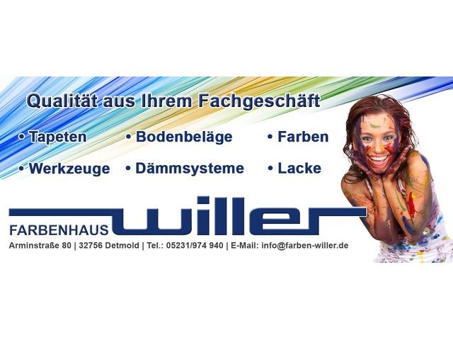 Farbenhaus Willer - Johann Willer GmbH